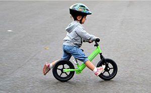 детский двухколесный беговел runbike