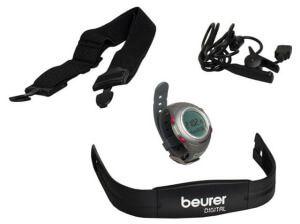 Пульсометр Beurer PM 70 с нагрудным ремнем