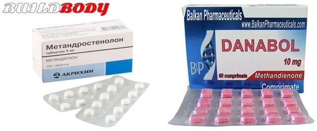 Эффекты которыми обладает препарат Данабол (Danabol) от SC Balkan Pharmaceuticals SRL