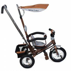 Детский велосипед mini trike с надувными колесами