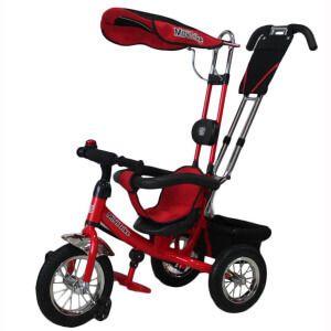 Детский трехколесный велосипед Mini Trike с надувными колесами