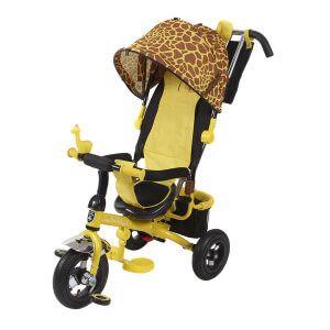 Трехколесный велосипед Mini Trike Zoo