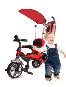 Детский велосипед lexus trike, отзывы о детском трехколесным велосипеде lexus trike