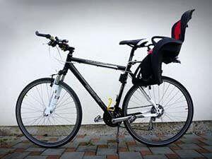 Детское велокресло hamax: обзор, отзывы, характеристики