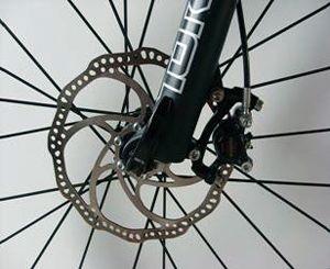 Дисковые тормоза на велосипед, их преимущества и недостатки