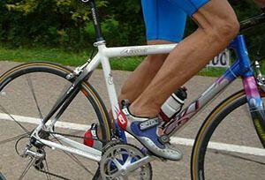 Измеряем правильный каденс велосипедиста с помощью датчика