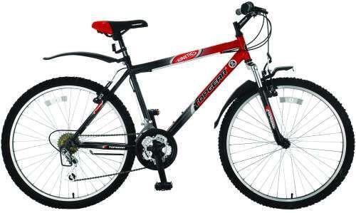 велосипед kinetic top gear