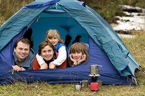 Лучшие цены на туристические 2-х, 3-х, 4-х местные палатки