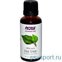 Масло чайного дерева: свойства и применение