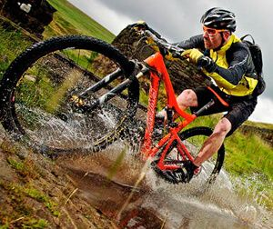 Найнер 29 велосипед с большими колесами
