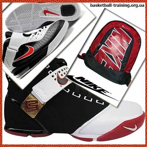 Кроссовки и рюкзаки фирмы Nike