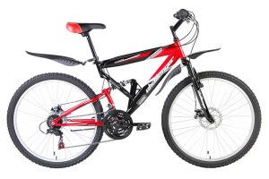 двухподвесный велосипед Challenger Desperado