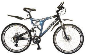 двухподвесный велосипед Stels Challenger
