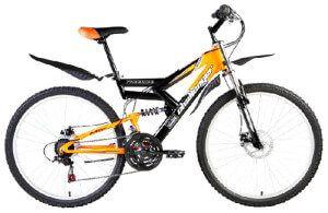 горныйй велосипед Challenger Genesis