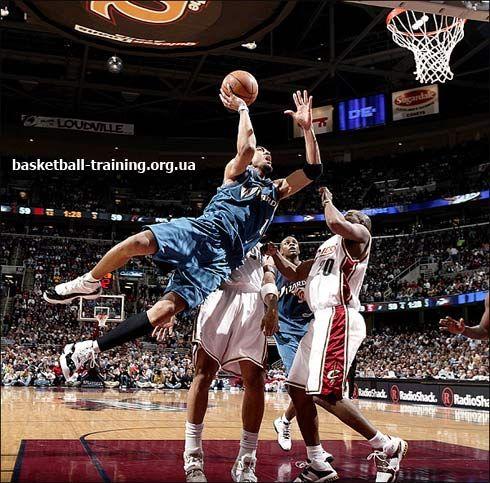 Развитие ловкости у баскетболистов