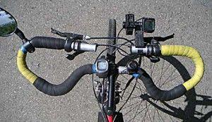 Руль для велосипеда