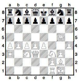 Шахматная игра