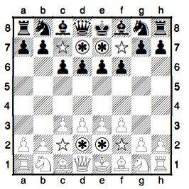 Шахматы эмира тимура