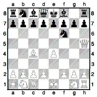 Шахматы с кубиком