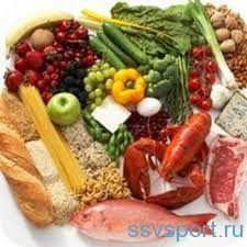 Содержание витаминов в продуктах питания — таблица