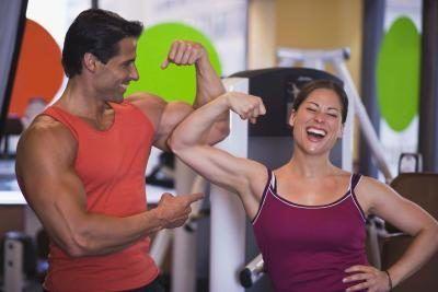 Спорт питание для роста мышц