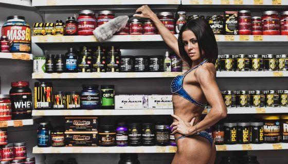 Спортивное питание для быстрого набора мышечной массы