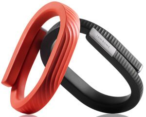 Фитнес браслет без экрана Jawbone UP24
