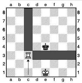 Урок двадцатый. Квадратный мат шахматной ладьей.