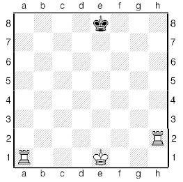Урок семнадцатый. Решение шахматных задач.