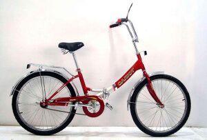 Велосипед салют выпускаемый в СССР
