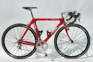 велосипед с углеродного волокна trek 5000