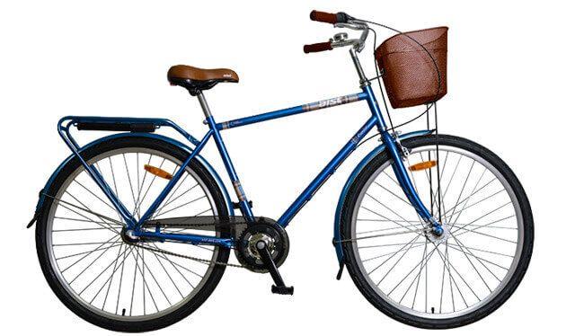 Фото белорусский городской велосипед Аист