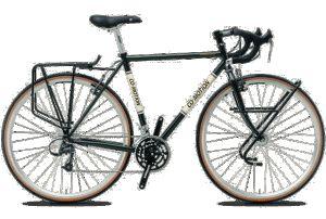Велотуризм (велопоходы) или путешествие на велосипеде в одиночку и в компании