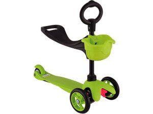 детский трехколесный самокат 21st scooter