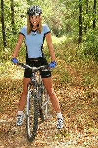 Выбираем женский городской велосипед для девушки (женщины) с корзиной