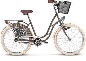 женский велосипед для езды по городу
