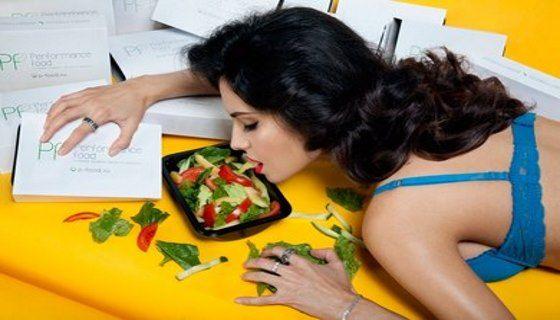 Здоровое питание в два клика