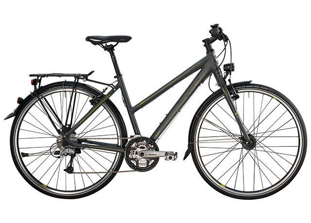 Женский велосипед ригид Bergamont Vitess LTD Rigid Lady