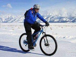 Зимняя велоодежда